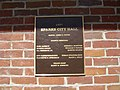 Sparks City Hall Plaque.JPG