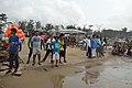 Spectators - New Digha Beach - East Midnapore 2015-05-03 9735.JPG