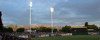 Smith's Ballpark - Smith's Ballpark at sunset in 2009