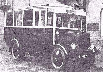 Spyker - Spyker C2 truck