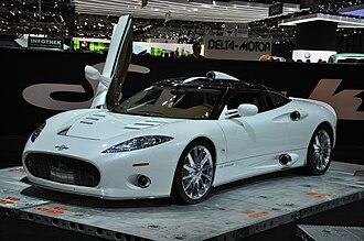 Spyker Cars - Spyker C8 Aileron