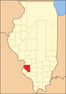 St. Clair County Illnois 1825
