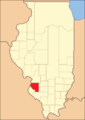 St. Clair County between 1825 and 1827