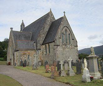 Ballachulish - Image: St. John's, Ballachulish