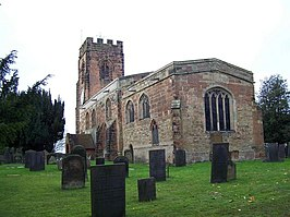 St. John The Baptist, Middleton, Warwickshire - geograph.org.uk - 1053731.jpg