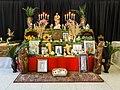 St. Joseph's Altar 2017 XULA New Orleans.jpg