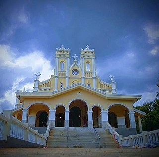 St. Joseph Church, Belman Church in India, India