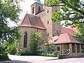 St. Laurentius Vorderansicht (Neuendettelsau).JPG