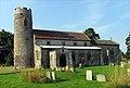 St Andrew, Wickmere, Norfolk - geograph.org.uk - 318180.jpg