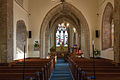 St Clement Church in Jersey, interior.JPG