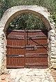 St Denis Monastery Gate (21648890486).jpg