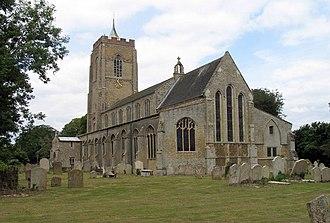 Emneth - Image: St Edmund, Emneth, Norfolk