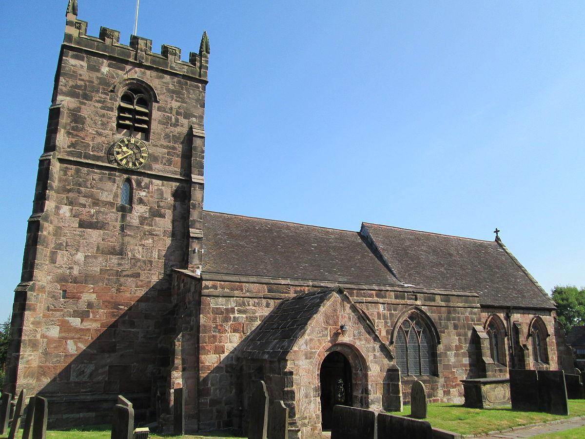 St Edward's Church 1, Cheddleton.JPG