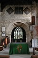 St James the Great, Hanslope, Bucks - East end - geograph.org.uk - 333068.jpg