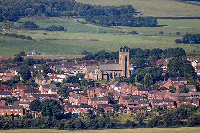 Part of Blackrod, Greater Manchester