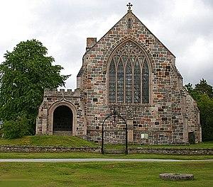 Scottish Redundant Churches Trust - St Margaret's Church, Braemar