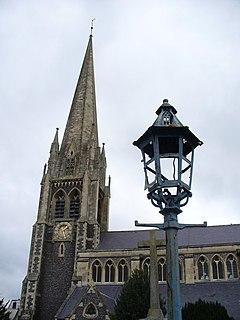 Church in Surrey, United Kingdom