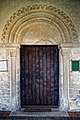 St Mary's Church, Great Canfield, Essex ~ nave south door.jpg