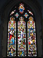 St Mary's Church, Slaugham - East Window (Geograph Image 709928 245a2d5a).jpg
