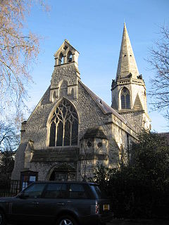St Mary The Boltons Church in London