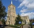 St Mary, Ware, Herts - geograph.org.uk - 370673.jpg