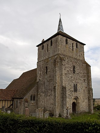 Ruckinge - Image: St Mary Magdalene Church Ruckinge