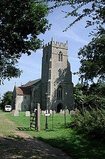 North Tuddenham Human settlement in England