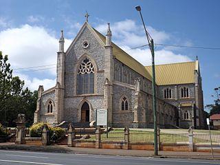St Patricks Cathedral, Toowoomba