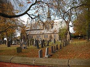 Warton, Fylde - St Paul's Church