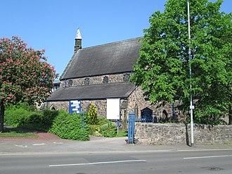 Milton, Staffordshire - Image: St Philip and St James, Milton