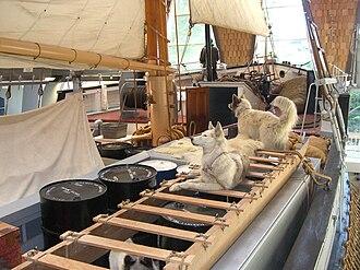 St. Roch (ship) - Image: St roch vancouver 2