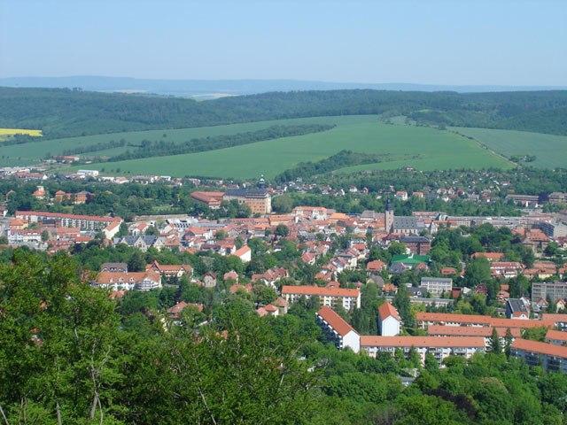 Stadtzentrum-Sondershausen