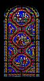 Stained-glass window the collegiate Saint Ours of Loches 03.jpg
