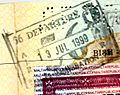 Stamp in Malta airport (1999).jpg