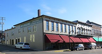 Stanford, Kentucky - Historic Commercial District