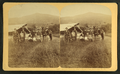 Stanley Family, Owl's Head Slide, Jefferson, N.H, from Robert N. Dennis collection of stereoscopic views 3.png