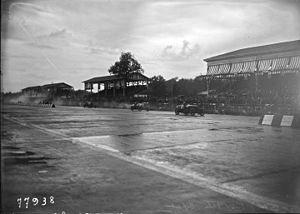 1922 Italian Grand Prix - Race start