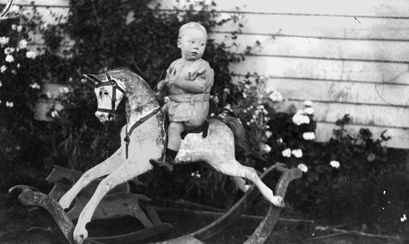 File:StateLibQld 1 143031 Young boy on a rocking horse, 1910-1920.jpg