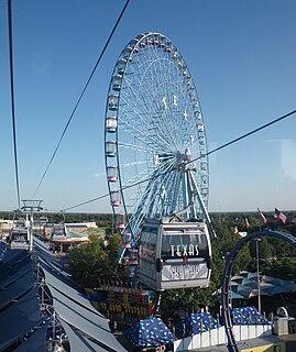 State Fair of Texas Annual fair held in Dallas, Texas.