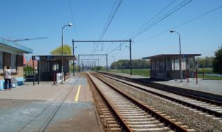 Duinbergen railway station railway station in Belgium
