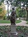 Statue of Herakles in Łazienki Park, Warsaw, Poland 3.jpg