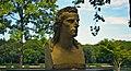 Statue of Schiller in Tianjinghu scenery park.jpg