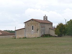 Saint-Coutant, Charente - Image: Stcoutant eg