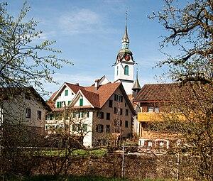 Steinen, Switzerland - Image: Steinen SZ B4034428