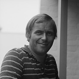 Evert ten Napel in 1981.