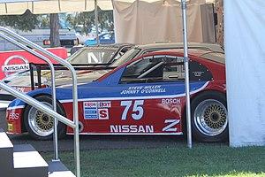 Johnny O'Connell - 1990s IMSA car