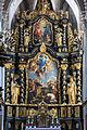 Stift Seitenstetten Kirche Hochaltar 02.JPG