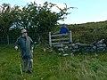 Stile near Waen y Llyn Country Park - geograph.org.uk - 557221.jpg