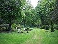 Stoffeler Friedhof Düsseldorf Gräber.jpg