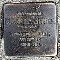 Stolperstein Berliner Str 42 (Wilmd) Dorothea Eissler.jpg